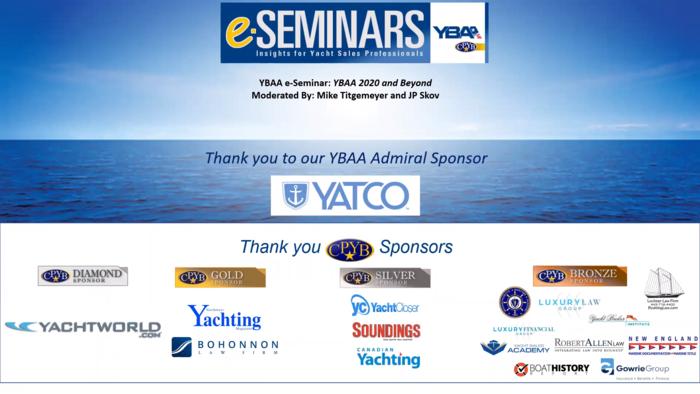 YBAA 2020 and Beyond